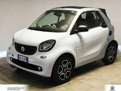 usata Smart ForTwo Cabrio fortwo 1ª serie 1.0 youngster 71cv twinamic my18