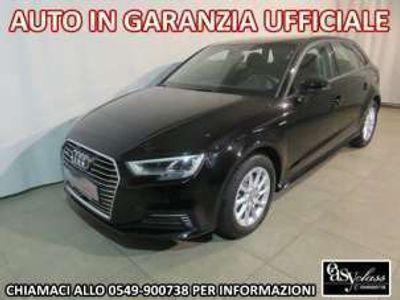 "usata Audi A3 e-tron spb 1.4 tfsi s-tronic led 16"" elettrica/benzina"