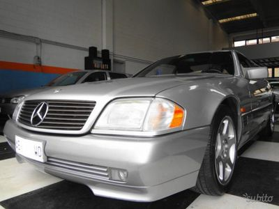 usado Mercedes 300 Classe SL24V kat storica