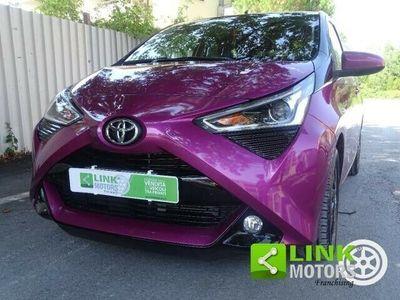 usata Toyota Aygo 1.0 VVT-i 72 CV 5p. x-cite