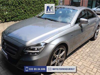 usata Mercedes CLS350 CDI BlueEFFICIENCY PREMIUM IVA ESPOSTA