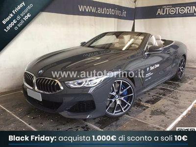 usata BMW M850 M SERIE 8 CABRIOXDRIVE CABRIO
