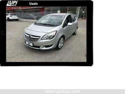 usata Opel Meriva II 2014 1.4 t. Innovation (cosmo) Gpl-tech 120cv