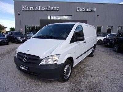 usata Mercedes Vito 2010 Diesel 113 cdi long