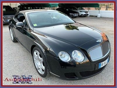 """usata Bentley Continental GT MULLINER IVA """"KM 22.900"""" UNIPRO FIRST PAIN"""