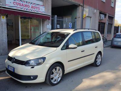 usata VW Touran 2.0