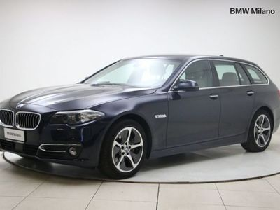 usata BMW 530 d xDrive 258CV Touring Luxury
