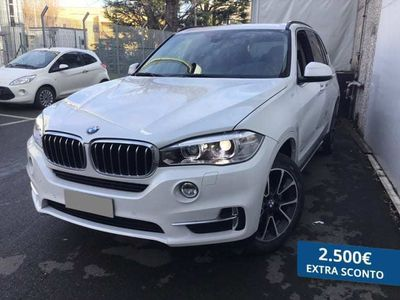 usata BMW X5 X5xdrive25d Luxury 231cv auto