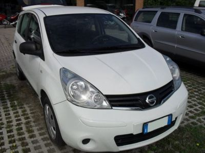used Nissan Note 1.5 dCi 86CV Acenta