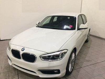 used BMW 118 New d Business 150cv auto