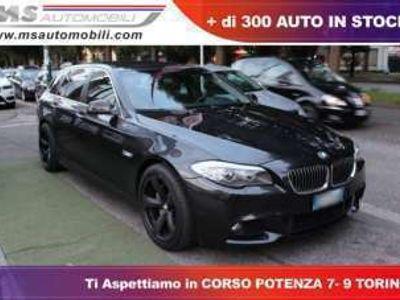 usata BMW 535 d Touring M Sport Unicoproprietario Full Optional
