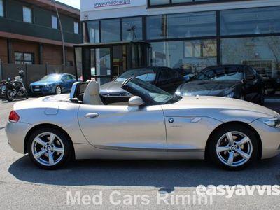 used BMW Z4 sdrive23i benzina
