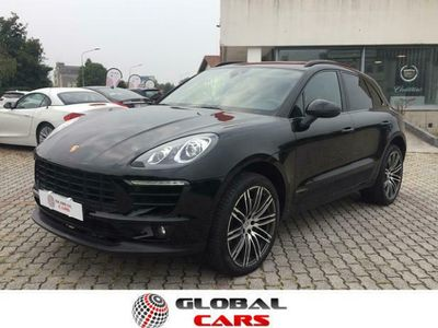 "usata Porsche Macan 3.0 S Diesel/PANORAMA/C.LX 21""/PASM/1°PROP"