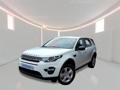 used Land Rover Discovery Sport 2.0 eD4 150 CV 2WD Pure nuova a Trento