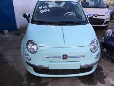usata Fiat 500 1.2 EasyPower Pop GPL