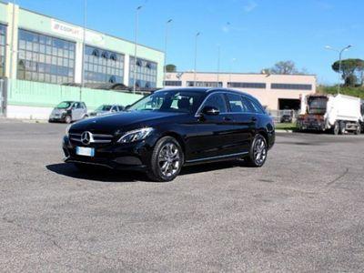 used Mercedes C200 d S.W. Auto Executive