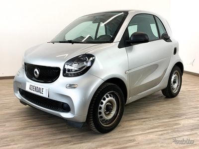 usata Smart ForTwo Coupé 70 1.0 twinamic Youngster