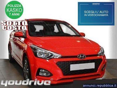 usata Hyundai i20 1.2 5 porte Nola