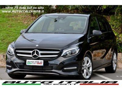 gebraucht Mercedes B200 d Automatic Sport
