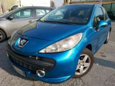 used Peugeot 207 1.4 HDi 70CV 3p. X Line