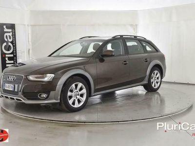 usata Audi A4 Allroad 2.0 TDI 190cv auto quattro EURO6 Navi Xeno