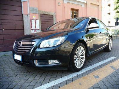 usata Opel Insignia 2.0 CDTI 4 porte Cosmo Fleet