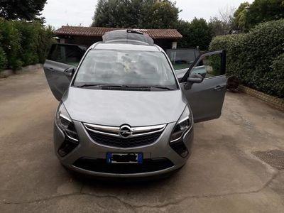 usata Opel Zafira Tourer 2.0 CDTi 110CV Cosmo Fleet