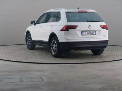 usata VW Tiguan 1.6 Tdi 85kw Bluemotion technology Business