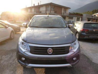 usata Fiat Fullback Doppia Cabina 2.4 Diesel 180cv LX