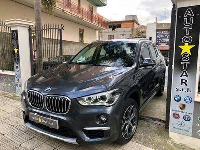 usado BMW X1 S-drive 18d Xline