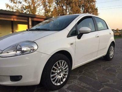 usata Fiat Grande Punto 1.4 GPL 5 porte Active neopatentati