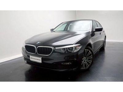 usata BMW 520 d sport