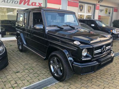 second-hand Mercedes G350 AMG - TETTO