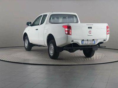 usata Fiat Fullback Cabina Estesa 2.4 150 Cv Sx Podium S&S