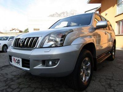 usata Toyota Land Cruiser 3.0 D-4D 16V cat 5 porte aut. Wagon SOL 149.000 KM rif. 10931685