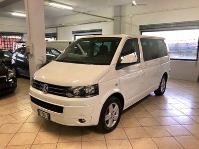 used VW Multivan T5