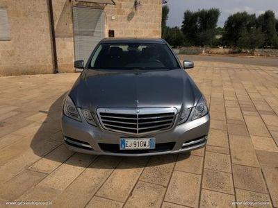 gebraucht Mercedes E250 Cdi Blueefficiency Avantgarde