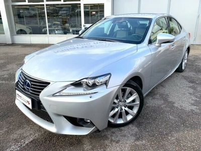 usata Lexus IS300h Hybrid Executive *IVA Esposta*Unico Proprietario