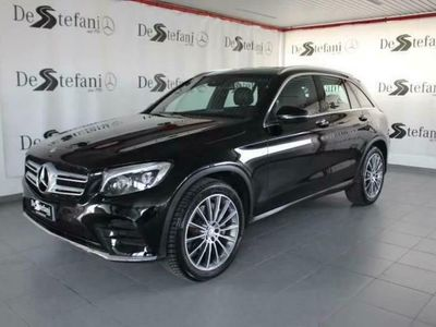 usata Mercedes GLC250 - X253 Diesel d Premium 4matic auto
