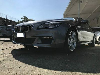 usata BMW 640 d xDrive Gran Coupé Msport Edition Iva E