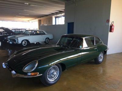 brugt Jaguar E-Type TYPE 4.2 COUPE' 1^ SERIE - RESTAUR