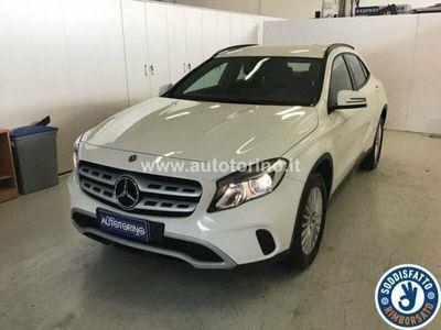 usata Mercedes GLA200 200 d Business auto