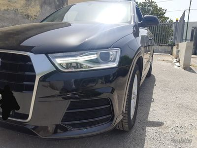 usado Audi Q3 - 10/2015/nav/xenon/sedili risc./kay/