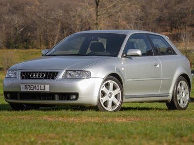 usata Audi S3 ITALIANA/Alcantara Nogaro Blue/Prima vernice/Xenon