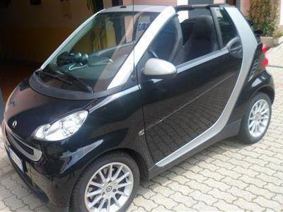 usata Smart ForTwo Cabrio - fortwo - 700 passion (45 kW) 3p mecc.sequenziale (prestazioni c/questo), possibile utilizzo aut.contr.elettron. 61hp 01-2004->10-2007 - anno 2007