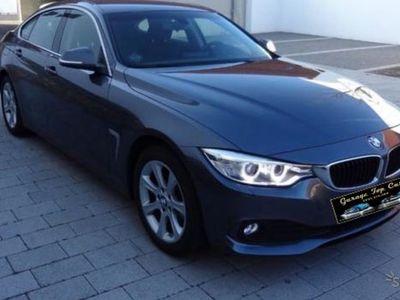 gebraucht BMW 420 Gran Coupé 420 d Navi Cruise Control