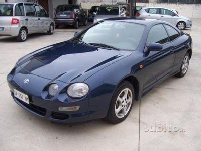 usata Toyota Celica 2.0i 16V Coupé Plus