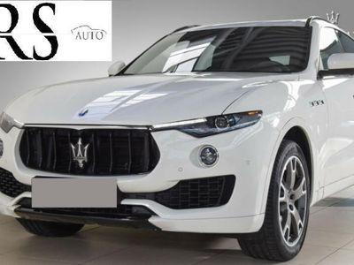 brugt Maserati Levante V6 Diesel 275 CV AWD Navi Pelle Telecamera