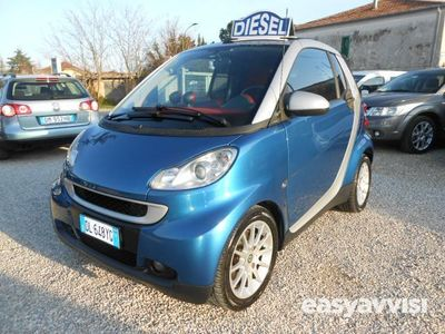 usata Smart ForTwo Cabrio Cabrio 800 33 kW passion cdi