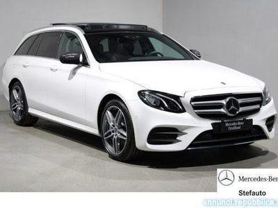 usata Mercedes E400 S.W. 4Matic Auto Premium COMAND Tetto Bologna
